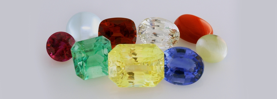 Gemstones for Vedic Astrology (Indian Zodiac)