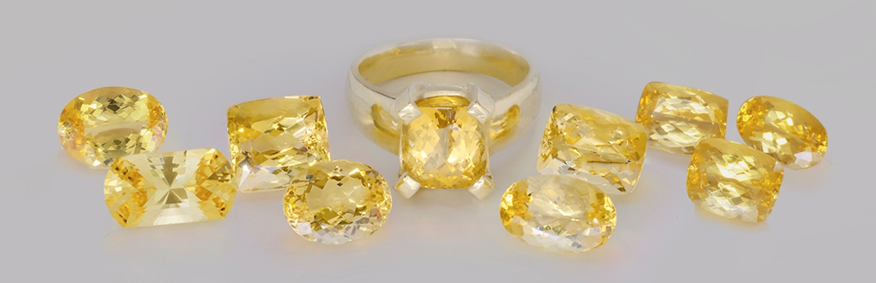 Astrology Yellow Topaz