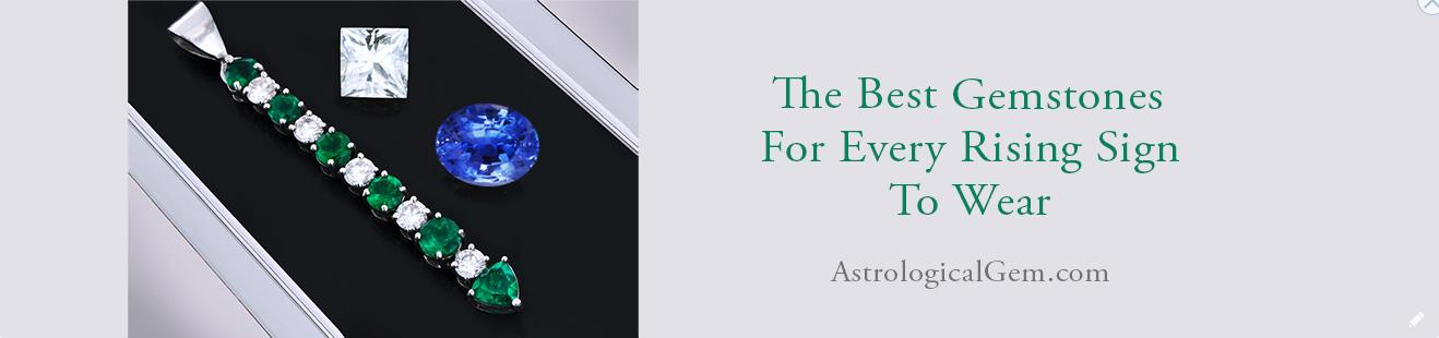The Best Gemstones for Every Vedic Sign – Astrological Gem: Blog