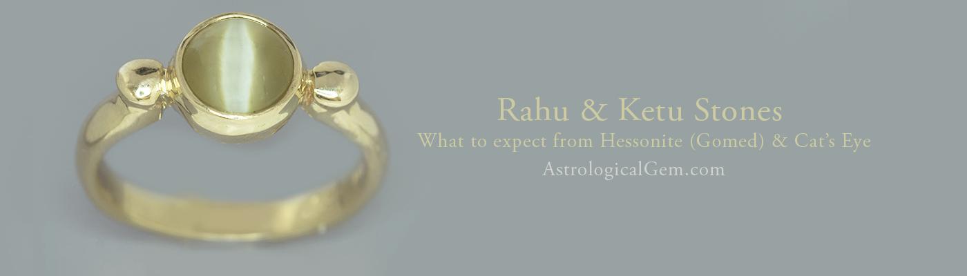 Powerful Rahu & Ketu Gemstones: Benefits & Side Effects