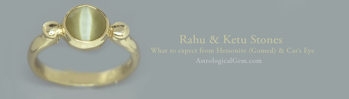 Powerful Rahu & Ketu Gemstones: Benefits & Side Effects