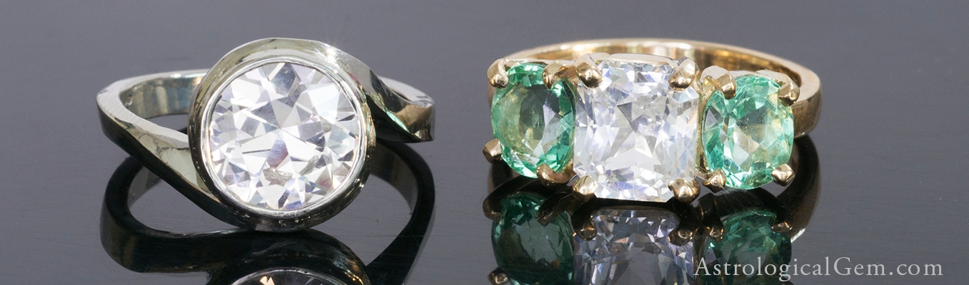 What Metal To Wear With My Astrological Gemstone Astrological Gem